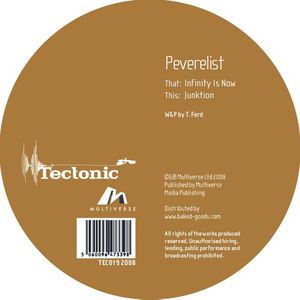 PEVERELIST - Infinity Is Now/Junction