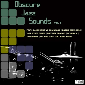 VARIOUS - Obscure Jazz-Sounds: Vol 1 (unmixed tracks)