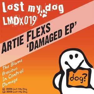 ARTIE FLEXS - Damaged EP