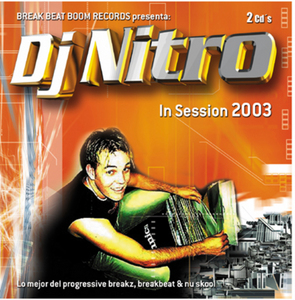 DJ NITRO - In Session 2003