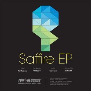 TECHNIQUE - Saffire EP