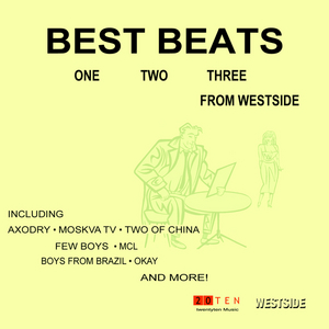 VARIOUS - Best Beats 1 (unmixed tracks)