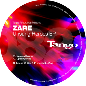 ZARE - Unsung Heroes EP