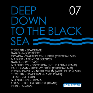 VARIOUS - Deep Down To The Black Sea (unmixed tracks)