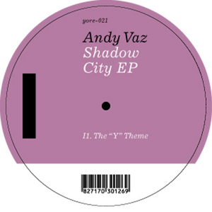 VAZ, Andy - Shadow City