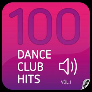 VARIOUS - 100 Dance Club Hits: Vol 1 (unmixed tracks)