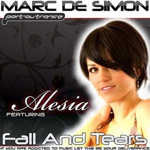 DE SIMON, Marc feat Alesia - Fall & Tears 2010