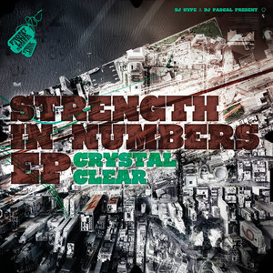 CRYSTAL CLEAR/CABBIE/NETSKY - Strength In Numbers EP