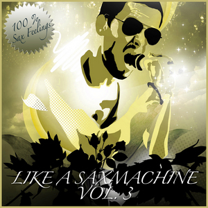 VARIOUS - Like A Saxmachine: Vol 3  (House Music With Sax)