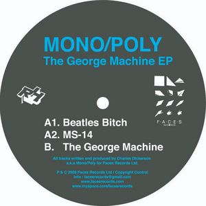 MONOPOLY - The George Machine EP