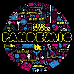 SAVAGE, Anne/BK - Pandemic EP 2