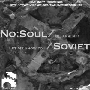 NO SOUL/SOVIET - Hellraiser EP