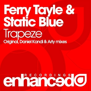 TAYLE, Ferry/STATIC BLUE - Trapeze