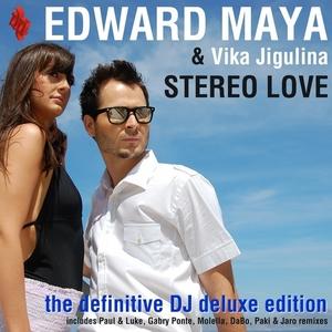 MAYA, Edward/VIKA JIGULINA - Stereo Love: The Definitive DJ Deluxe Edition