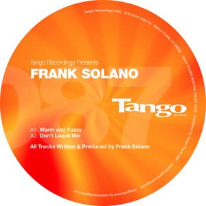 SOLANO, Frank - Warm & Fuzzy