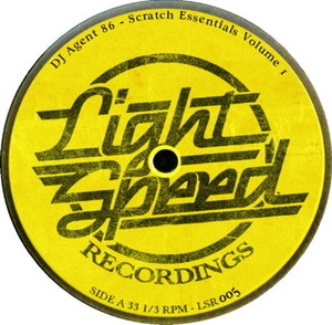 DJ AGENT 86 - Scratch Essentials: Volume 1