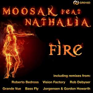 MOOSAK feat NATHALIA - Fire