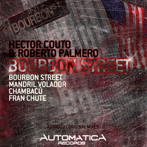 COUTO, Hector/ROBERTO PALMERO - Bourbon Street EP