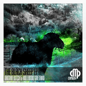 GAETANO, Hollando/ORMAN BITCH - The Black Sheep EP