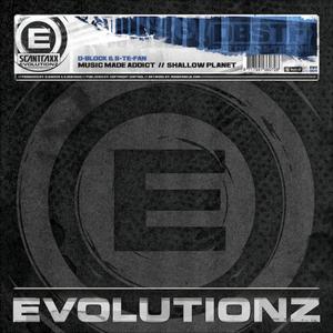 D BLOCK/S TE FAN - Scantraxx Evolutionz 004