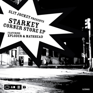 STARKEY - Corner Store EP