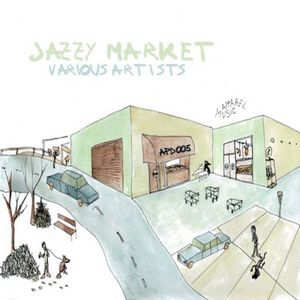 VARIOUS - Jazzy Market