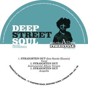 DEEP STREET SOUL - Straighten Out