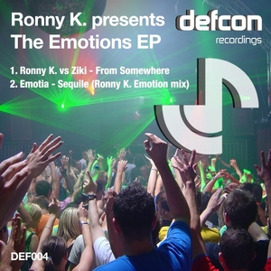 RONNY K vs ZIKI/EMOTIA - The Emotions EP