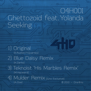GHETTOZOID feat YOLANDA - Seeking