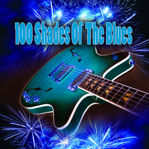 VARIOUS - 100 Shades Of The Blues
