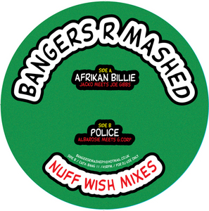 BANGERS R MASHED - Plate 10