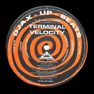 LA WILLIAMS - Terminal Velocity