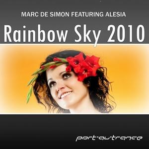 DE SIMON, Marc feat ALESIA - Rainbow Sky 2010