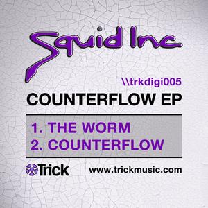 SQUID INC - Counterflow EP