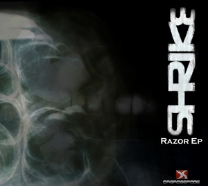 SHRIKE - The Razor EP