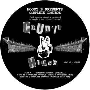 MOODY B - Complete Control