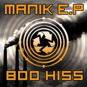 MANIK - Boo Hiss