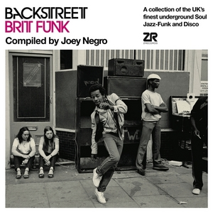 NEGRO, Joey/VARIOUS - Back Street Brit Funk (compiled by Joey Negro)