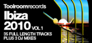 ANDREWS, George/PETE GRIFFITHS/MARK STORIE/VARIOUS - Toolroom Records Ibiza 2010 Vol 1 (unmixed tracks)