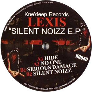 LEXIS - Silent Noizz EP