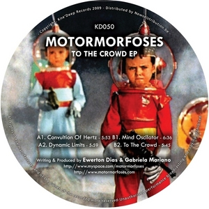 MOTORMORFOSES - To The Crowd EP