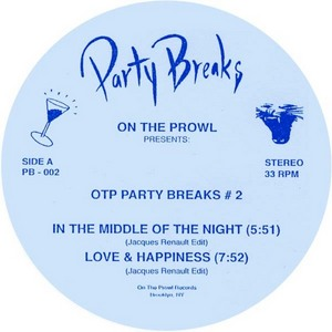 RENAULT, Jacques - OTP Party Breaks Vol 2
