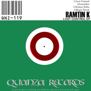 RAMTIN K/DAMON RUSH - Lost Control EP