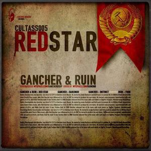 GANCHER & RUIN - Red Star EP