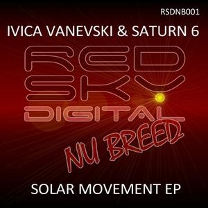 VANEVSKI, Ivica & SATURN 6 - Solar Movement EP