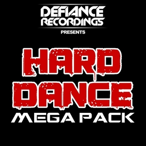 VARIOUS - Hard Dance Mega Pack 1