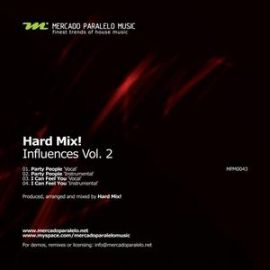 HARD MIX - Influences Vol 2
