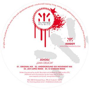 JOIODJ - Uma Delicia