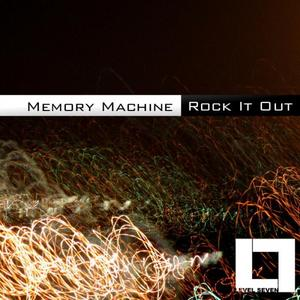 MEMORY MACHINE - Rock It Out EP