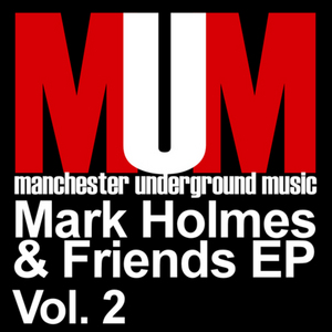 HOLMES, Mark/VARIOUS - Mark Holmes & Friends Vol 2